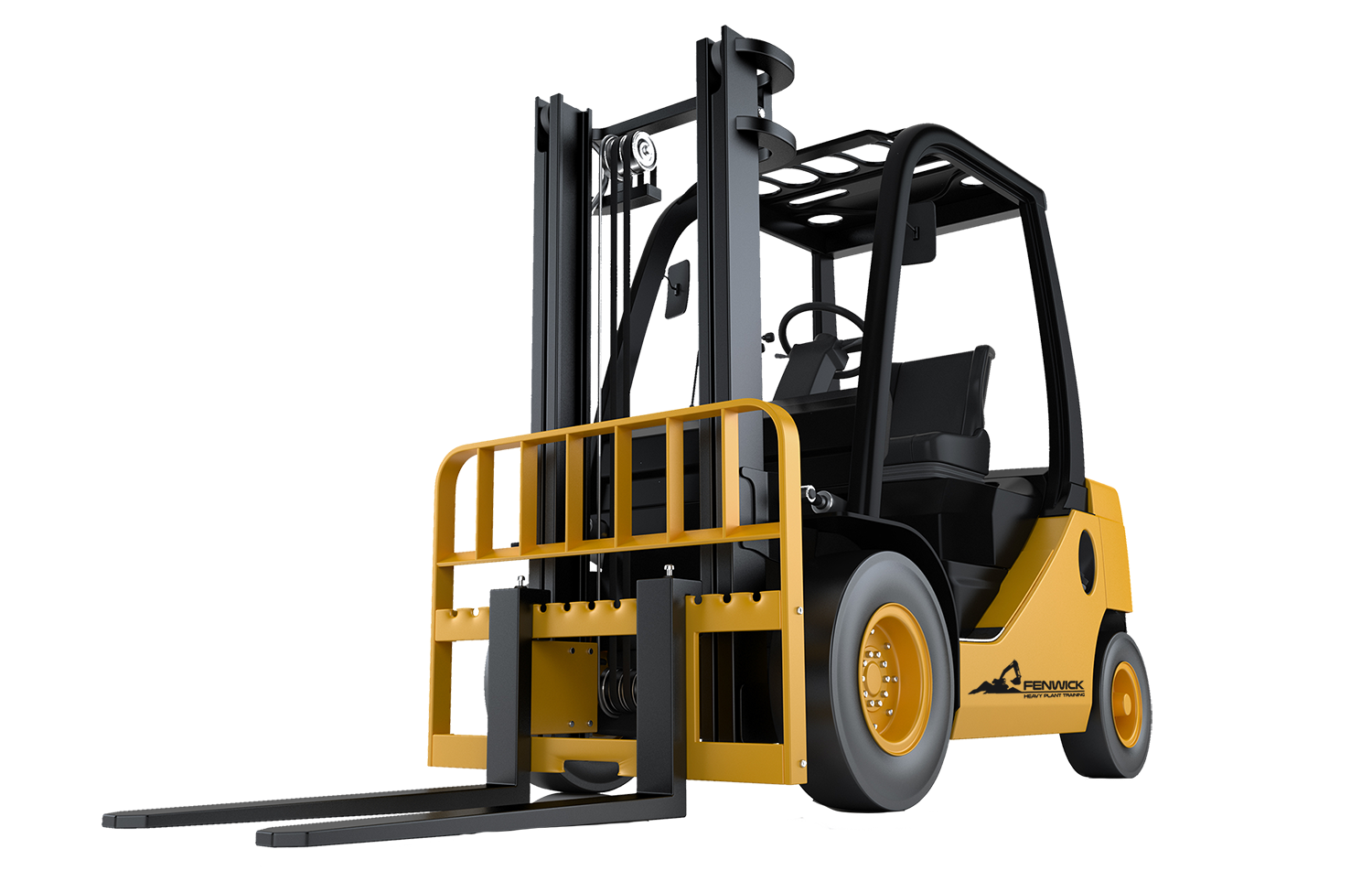 Onsite forklift training north east fenwick training ltd heavy plant training north east publicscrutiny Images